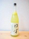 栃木の柚子酒