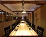 テーブル個室 【16名様掛け】