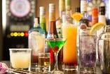 各種アルコール取り揃えてます。