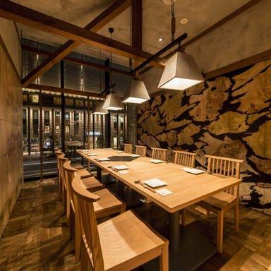 ダイナミックキッチン&バー 響 中之島フェスティバルプラザ店 店内の画像
