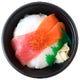 一番人気!【 海鮮丼 】・まぐろ・サーモン・イカ・潮鯛・イクラ