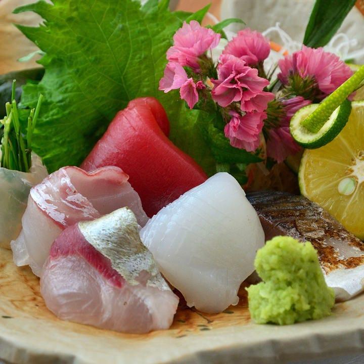 明石の昼網・鮮度抜群の魚が楽しめる
