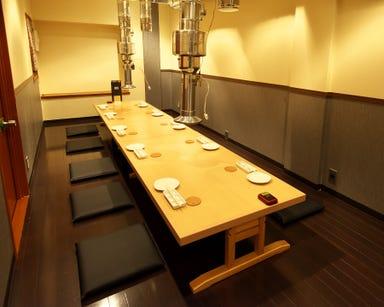 七輪焼肉 加羅  メニューの画像