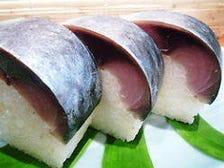 田々の鯖寿司