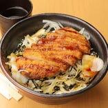 ソースカツ丼
