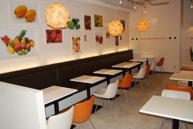 FOUR SEASONS CAFE  店内の画像