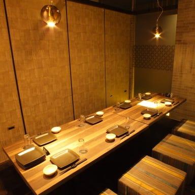 全席個室 楽蔵‐RAKUZO‐ 盛岡大通店 店内の画像