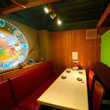 鳥魚 御堂筋店 店内の画像