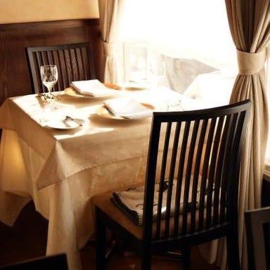フレンチレストラン・カザマ  店内の画像
