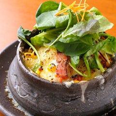 ホットチーズのイタリアーノサラダ