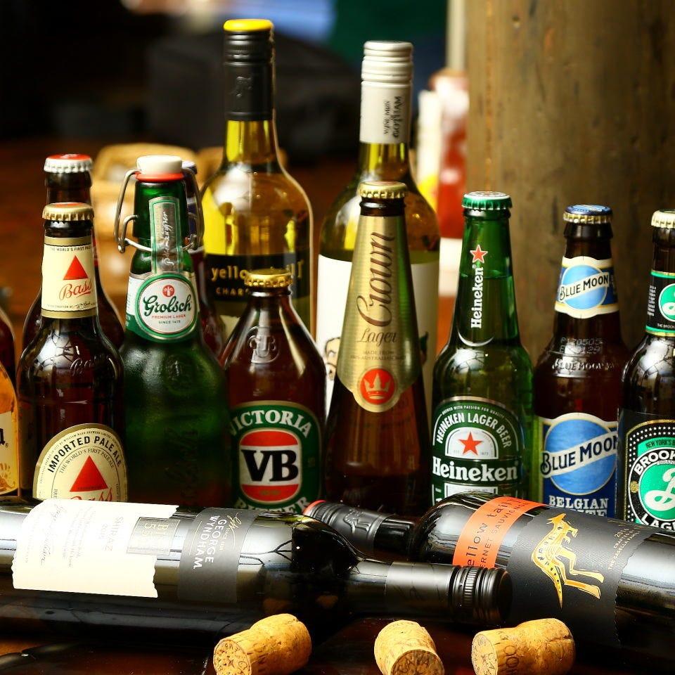 おすすめビールが多数ございます!