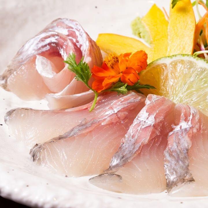 長野県佐久 飯田養魚場の川鮮魚料理