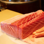 旬の新鮮なネタを使用したお寿司の食べ放題!