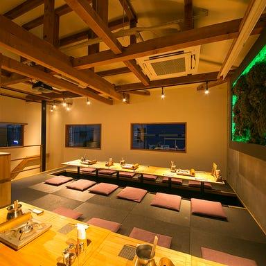 居酒屋 10KIO  店内の画像