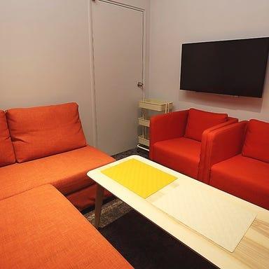 個室完備 カフェリズ ~CafeLiz~ 飯田橋 店内の画像