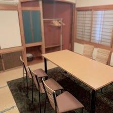 2階テーブル席 少人数タイプ【2〜8名様】