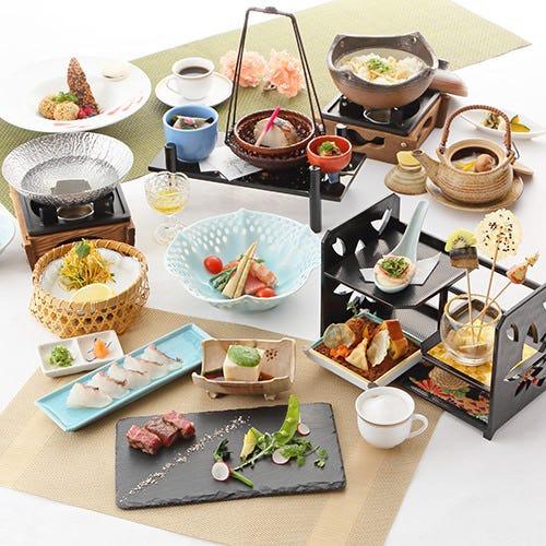 京料理×フレンチ