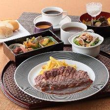 和食×洋食の豪華な9品コース