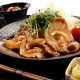 麦富士豚生姜焼き