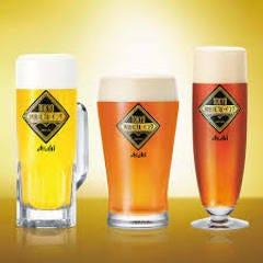 アサヒのクラフトビールが飲める!!