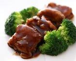 特製やわらかお肉の黒酢酢豚