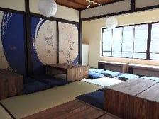 ■京都らしい京町家での貸切パーティ