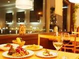 レストラン ガーデンズカフェ