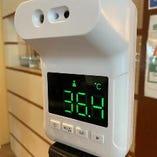 自動検温器の設置