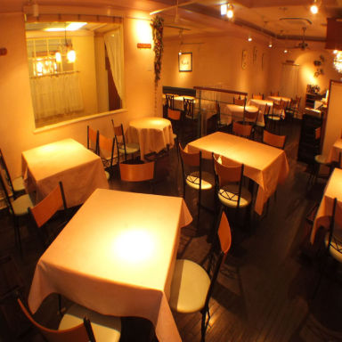 イタリア料理 トラットリア Regalo  店内の画像
