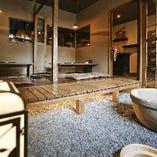 【最大10名様】風情ある庭付き完全個室