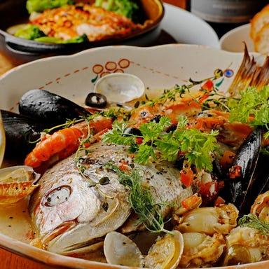 トラットリア イタリアン SATOMI Fooding 秋葉原1号店 メニューの画像