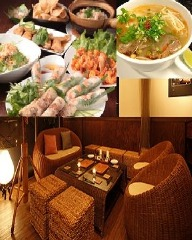 ベトナムの食卓 ホアホア (HOA HOA)