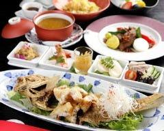 北新地 中国料理 星華