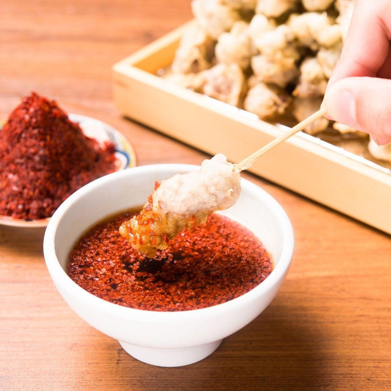 肉天ぷらを主役としたカジュアル和食をリーズナブルに!