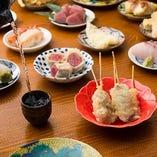 海鮮・野菜・おつまみ天ぷら