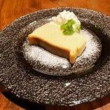 秘密のチーズケーキ