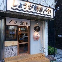 Shogayakiteishoku Semmonten Shogayaki Baka