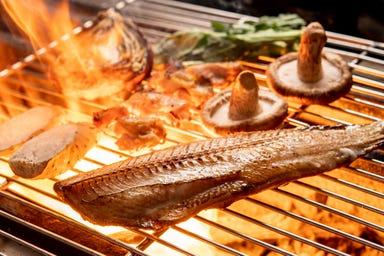 魚と炭火 炉ばたのぎんすけ 中津店 こだわりの画像