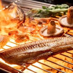 魚と炭火 炉ばたのぎんすけ 中津店