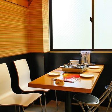 天ぷら酒場Y×赤ちり屋 京都駅店  店内の画像