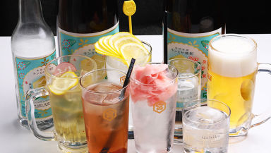 天ぷら酒場Y×赤ちり屋 京都駅店  コースの画像