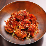 韓国逸品料理が多彩に揃います