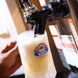 ビールは一番搾り!飲み放題ドリンクは選びに選べる約80種