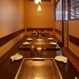 【2F/10~12名様】テーブル半個室