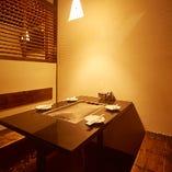 【2F/2~4名様×4卓】テーブル半個室