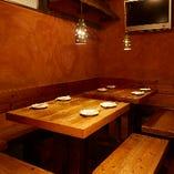 【1F/3~10名様】テーブル席