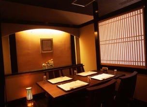 和食・懐石料理 食彩 あら川  店内の画像