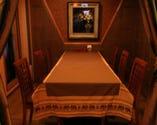 個室席は6~8名様まで