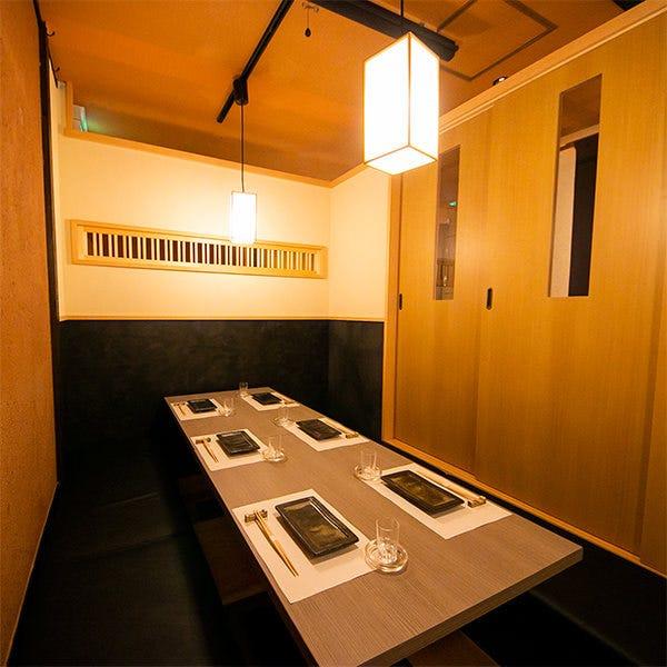 ◆各種こだわり個室のご案内