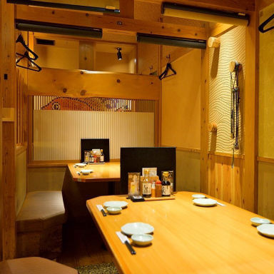 個室 さかなや道場 名古屋太閤通口店 店内の画像